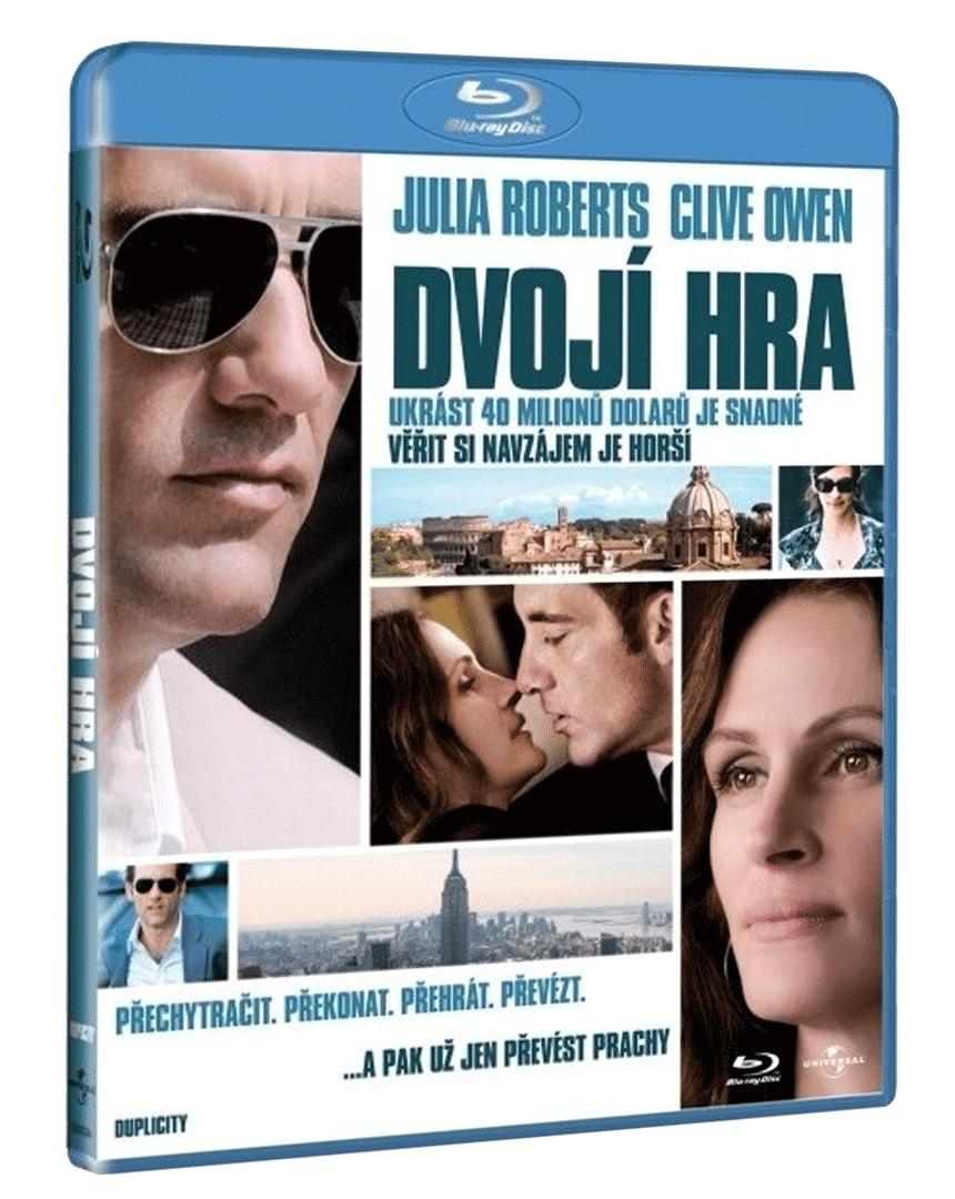Dvojí hra (Blu-ray)