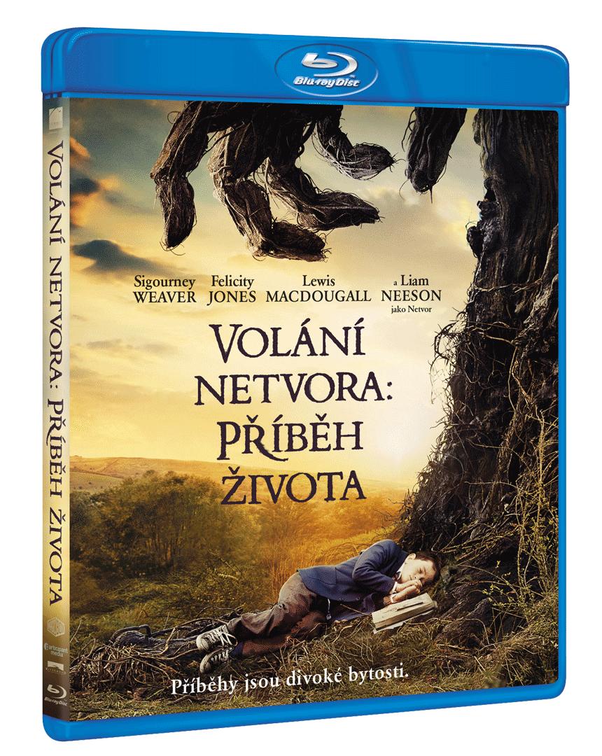 Volání netvora: Příběh života (Blu-ray)