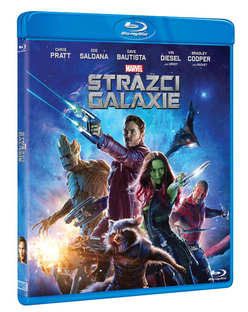 Strážci Galaxie (Blu-ray)