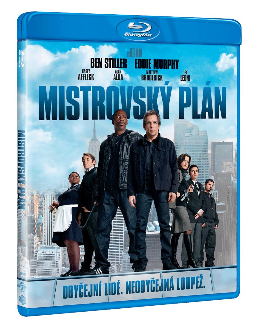 Mistrovský plán (Blu-ray)