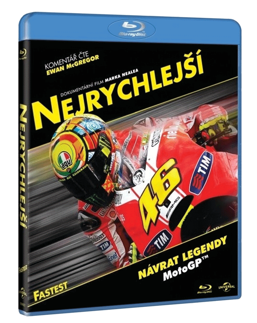 Nejrychlejší (Blu-ray)