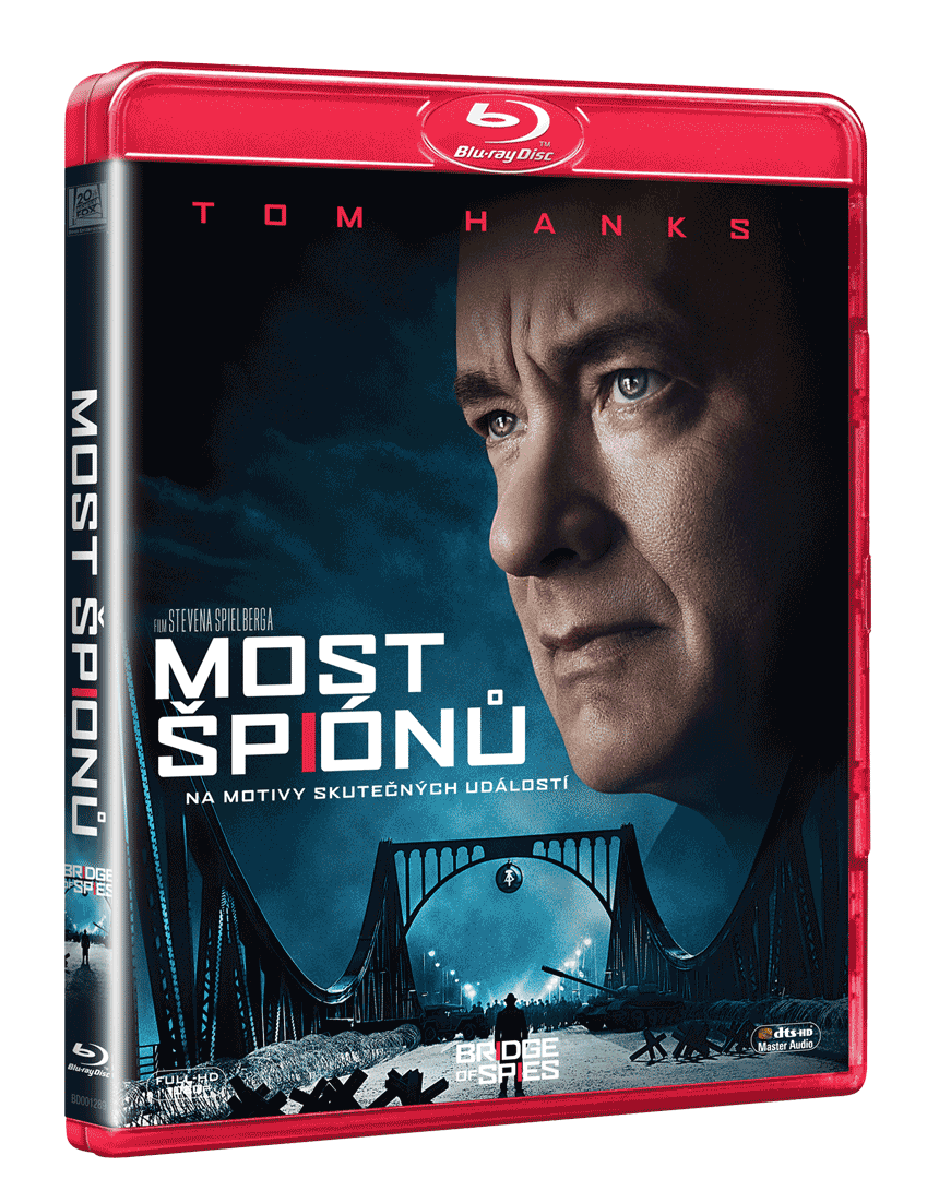 Most špiónů (Blu-ray)