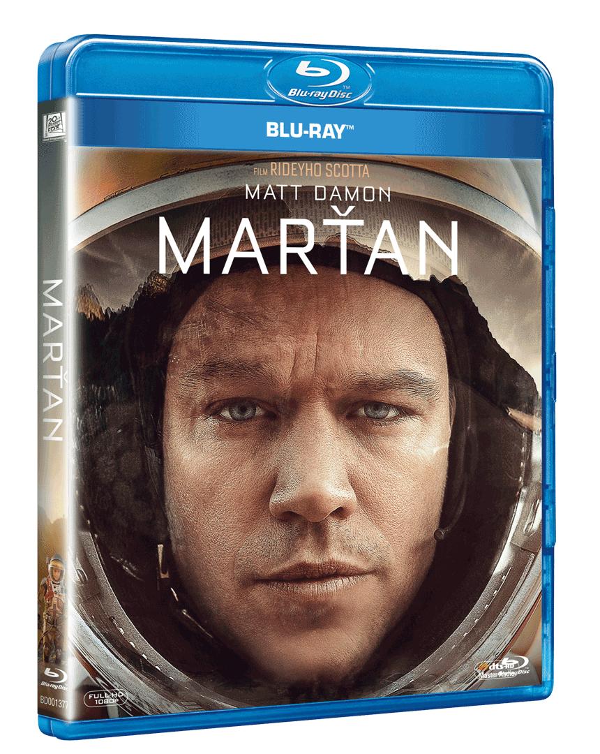 Marťan (Blu-ray)