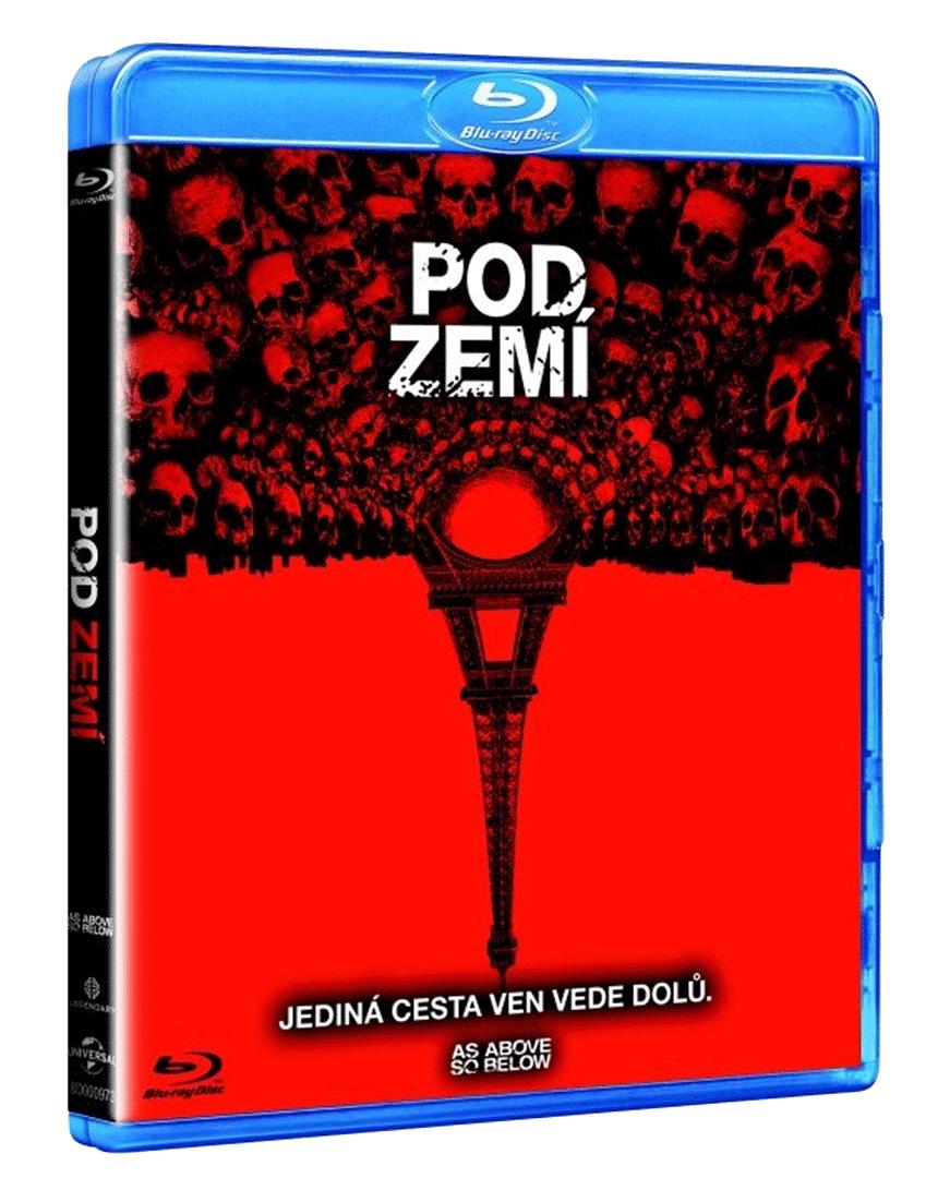 Pod zemí (Blu-ray)