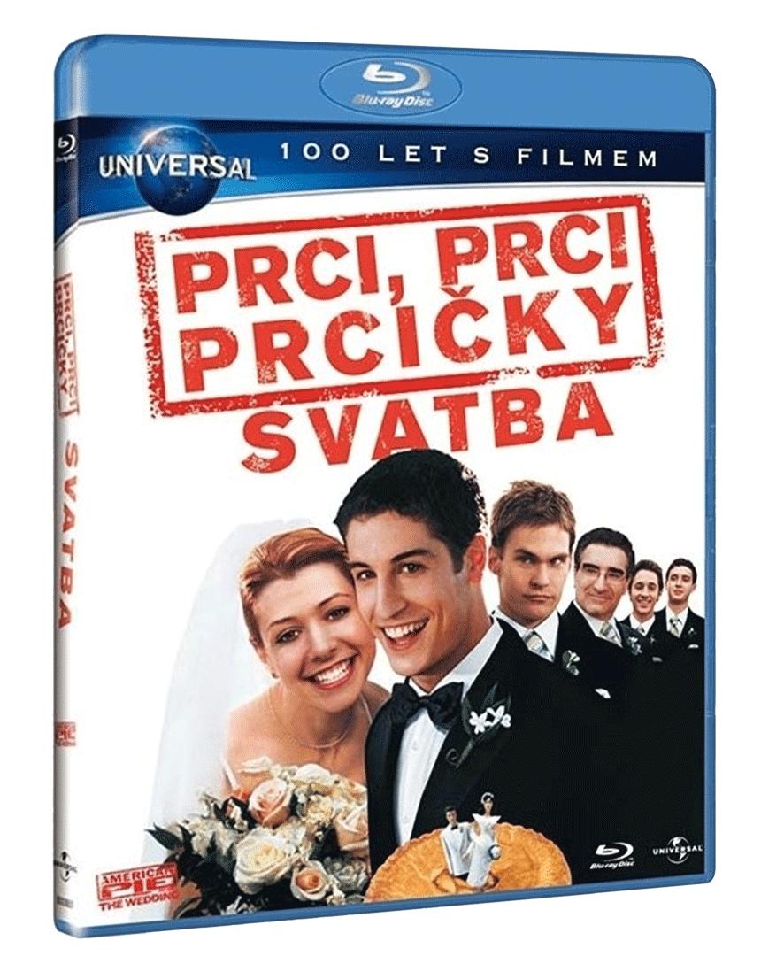 Prci, prci, prcičky - Svatba (Blu-ray)