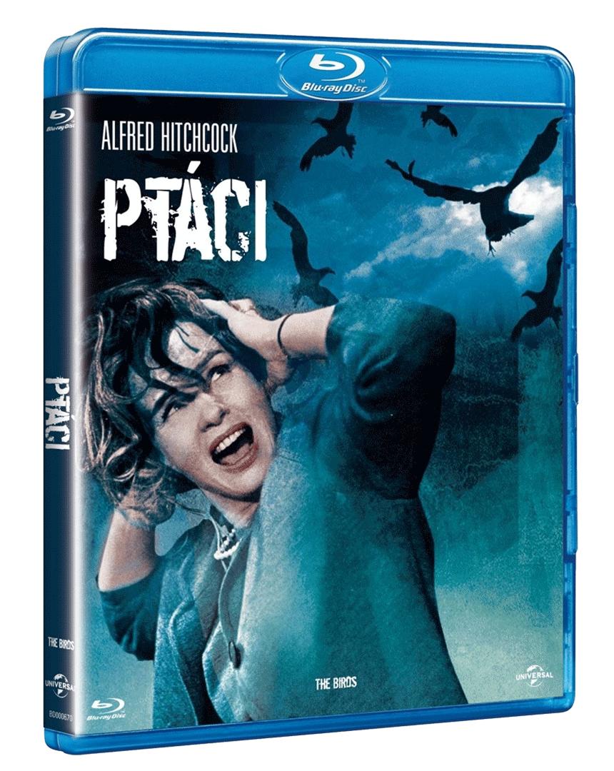 Ptáci (Blu-ray)