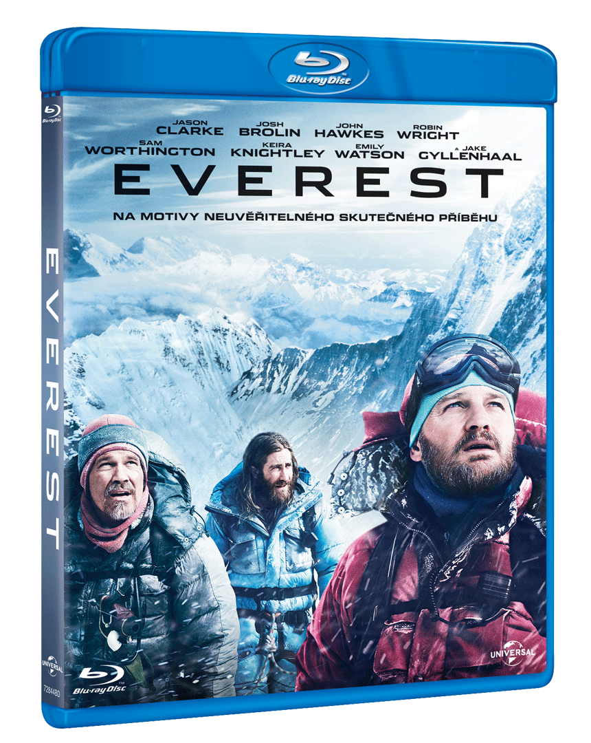 Everest (Blu-ray 3D + 2D)