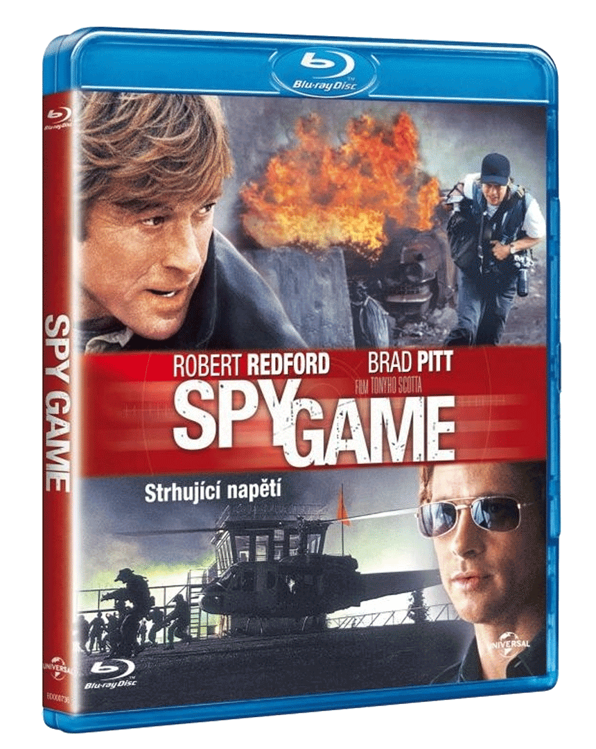 Spy Game (Blu-ray)