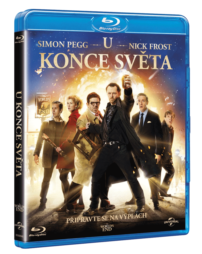 U Konce světa (Blu-ray)