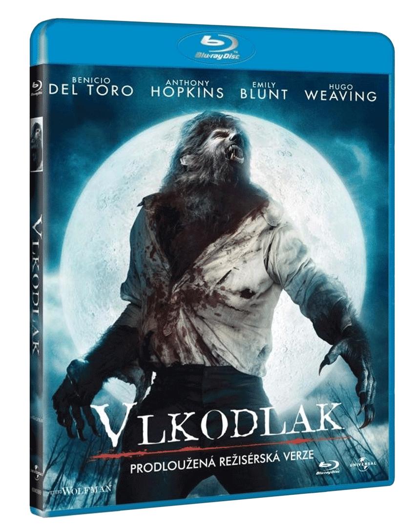 Vlkodlak (Blu-ray)