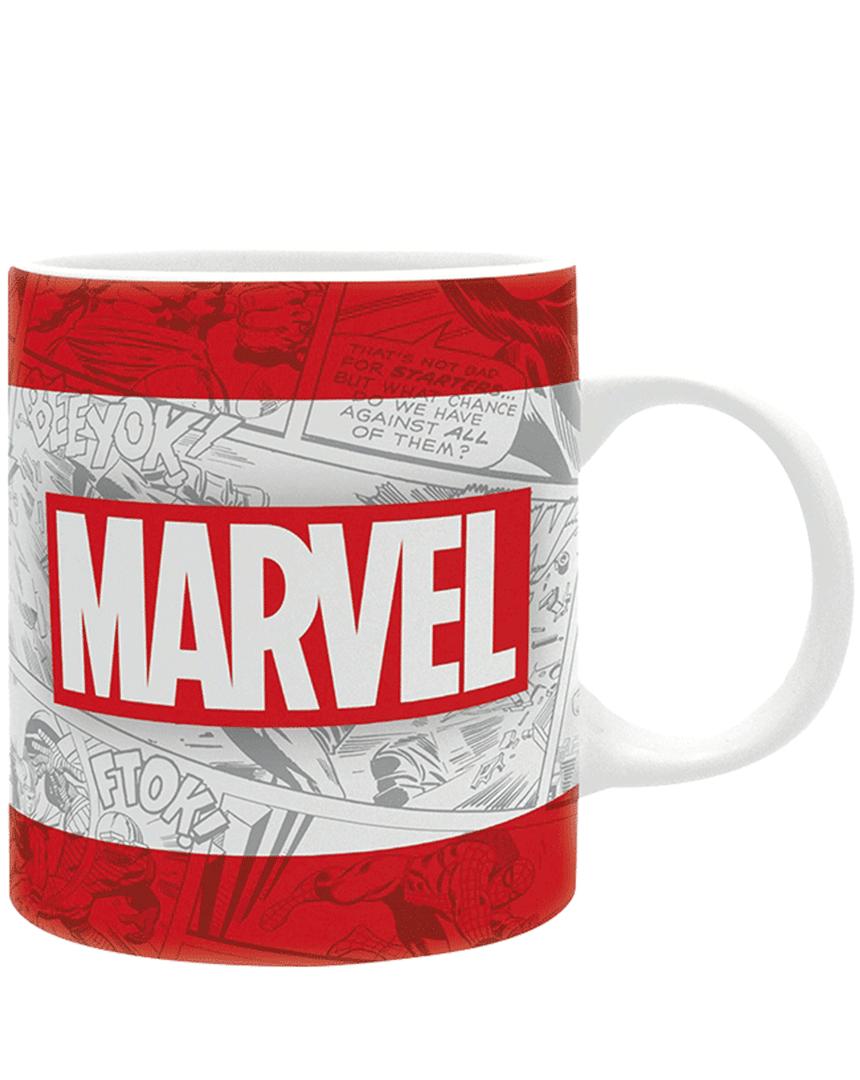 Hrnek Marvel