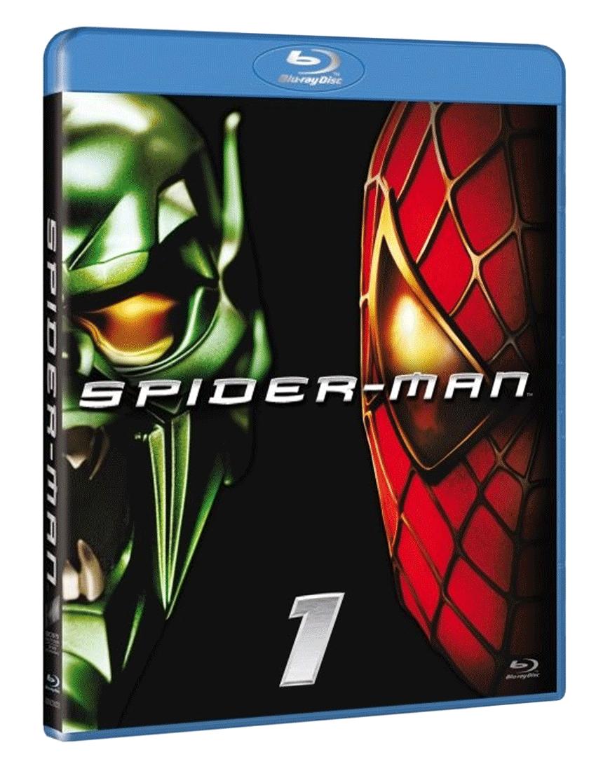 Spider-Man (Blu-ray)
