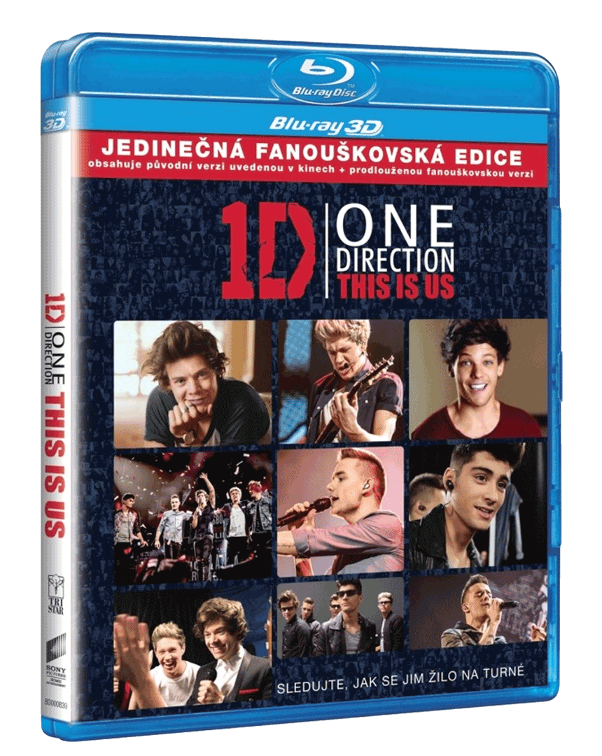 One Direction: This is Us (Blu-ray 3D)