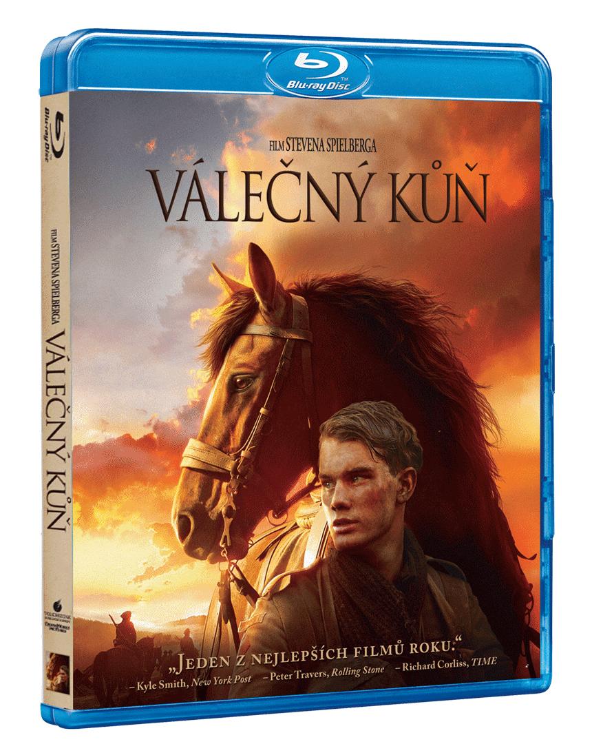 Válečný kůň (Blu-ray)