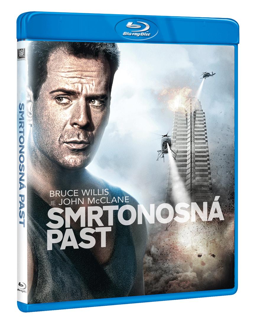 Smrtonosná past (Blu-ray)