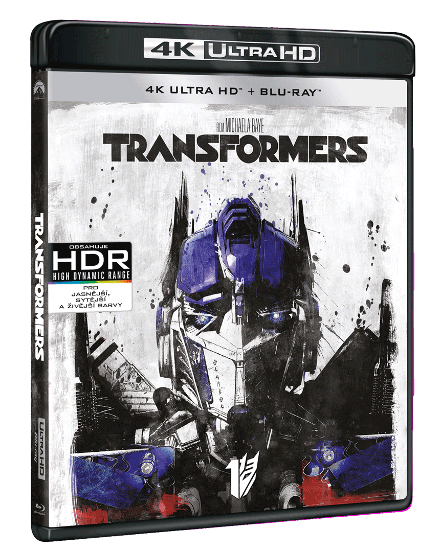 Transformers (4k Ultra HD Blu-ray + Blu-ray)