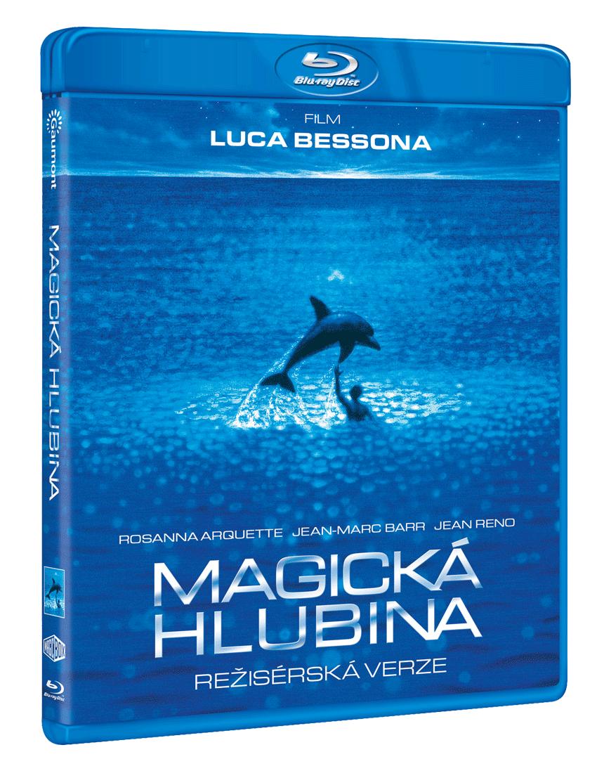 Magická hlubina (Blu-ray, Režisérský sestřih)