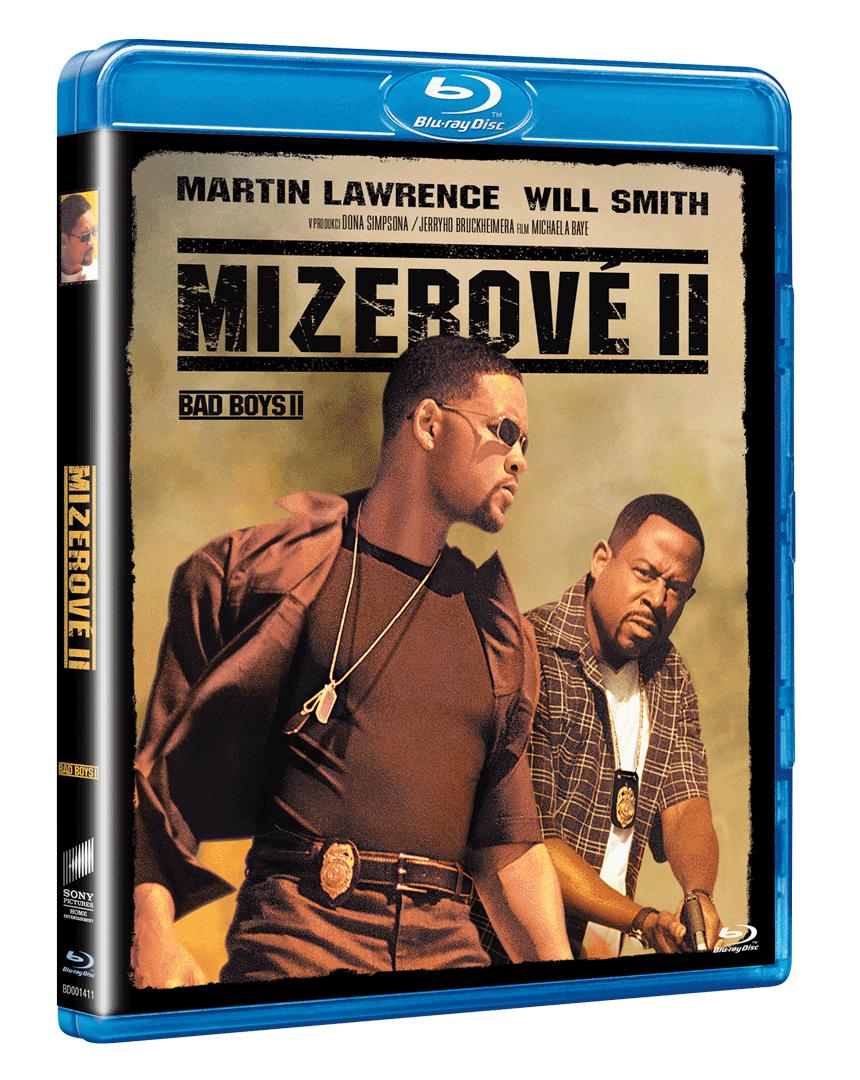 Mizerové II (Blu-ray)