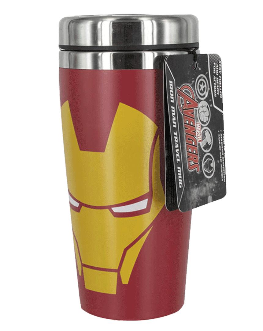 Cestovní hrnek Iron Man (470 ml)