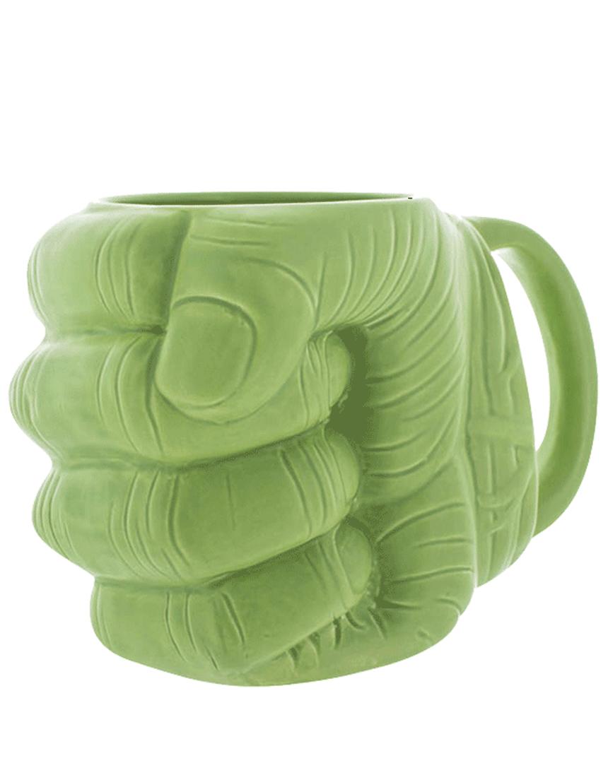 Hulk - hrnek ve tvaru pěsti (400 ml)
