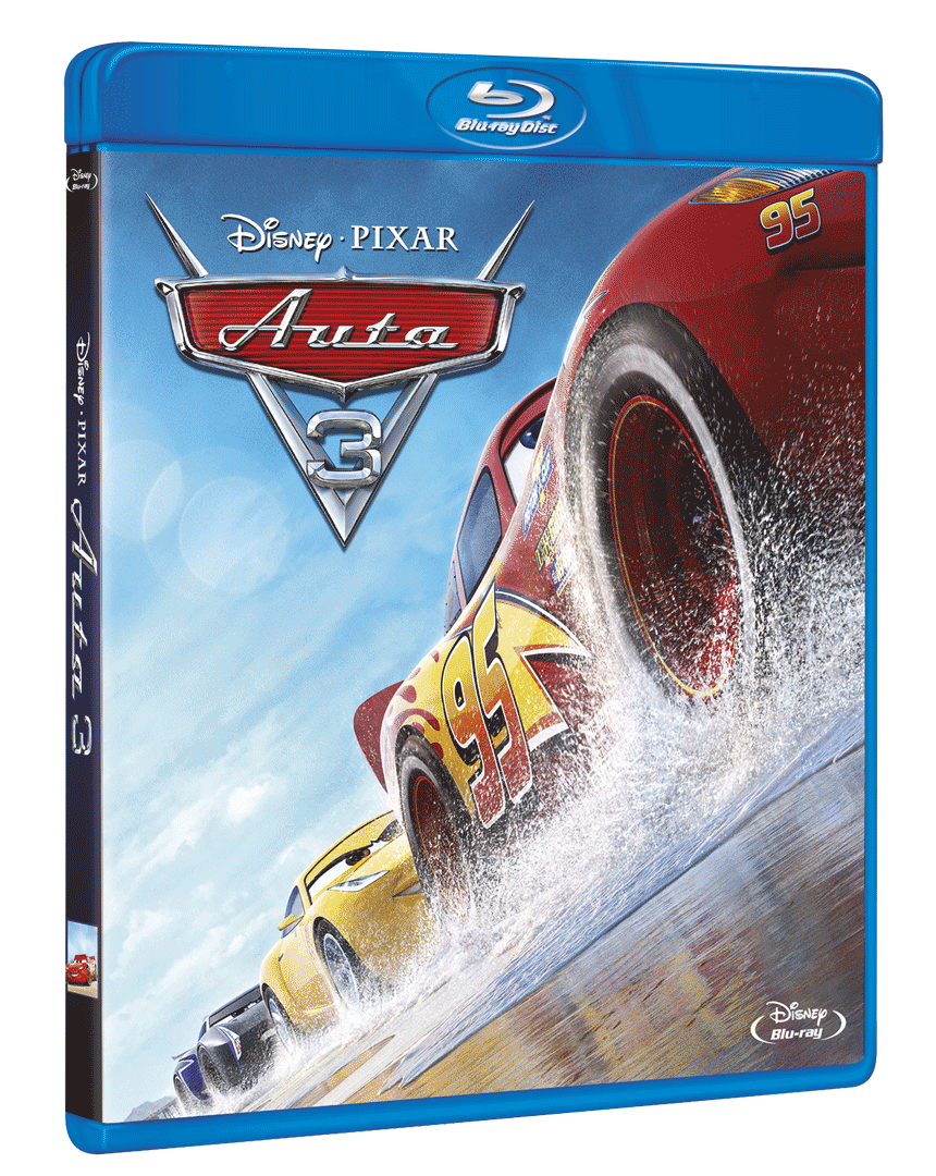 Auta 3 (Blu-ray)