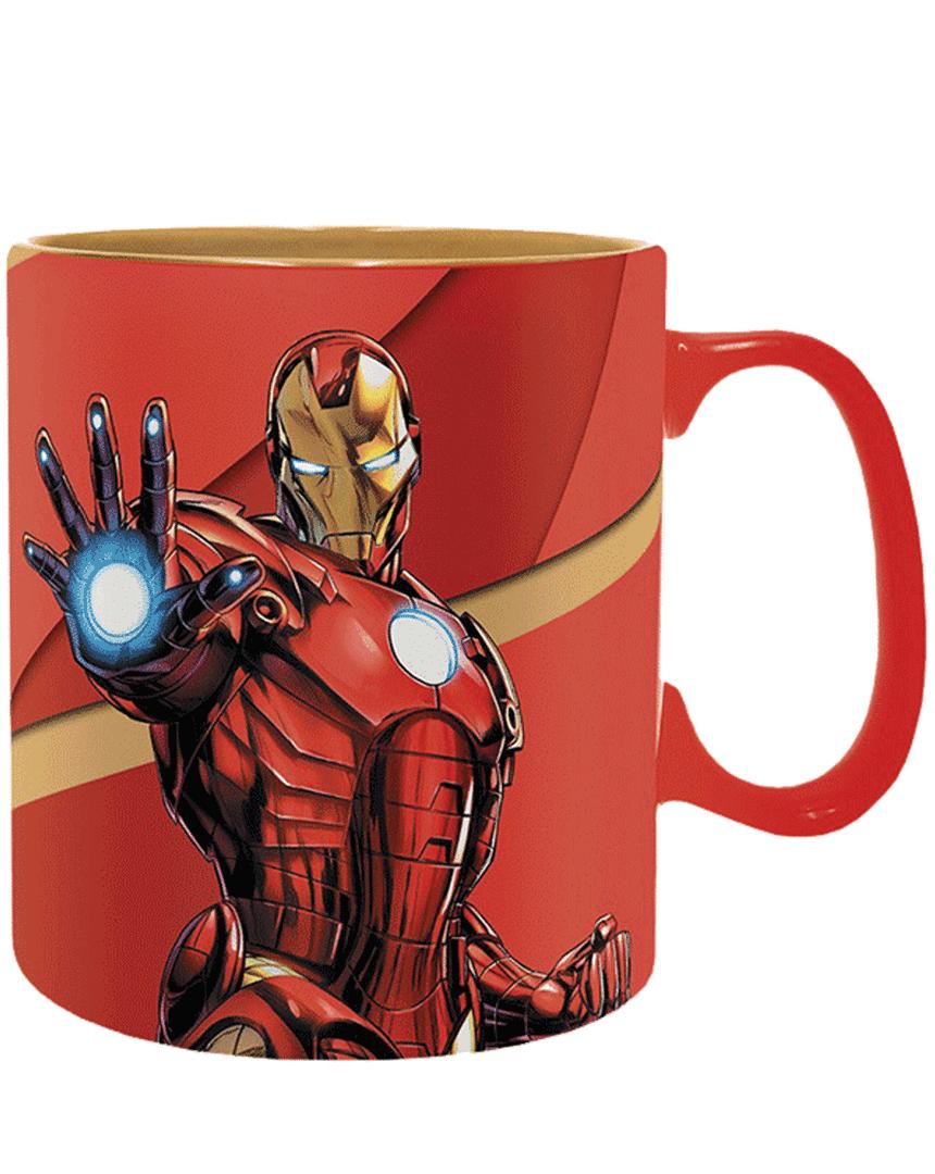 Hrnek Iron Man (460 ml)