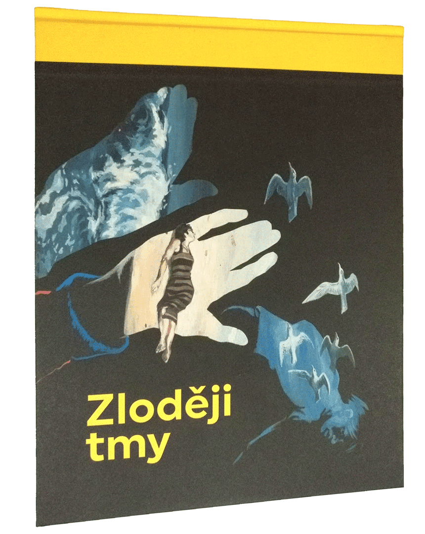 Zloději tmy (Ilustrovaná naučná kniha)