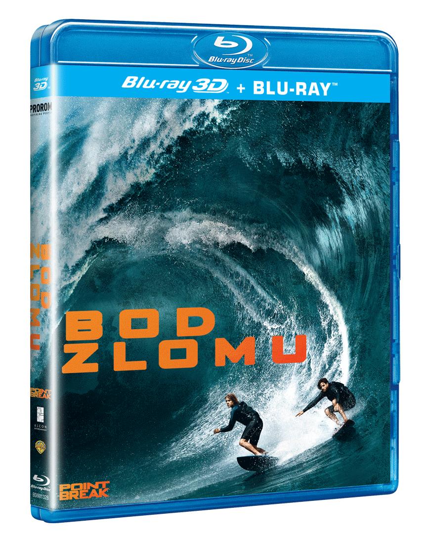Bod zlomu (Blu-ray 3D + Blu-ray 2D)