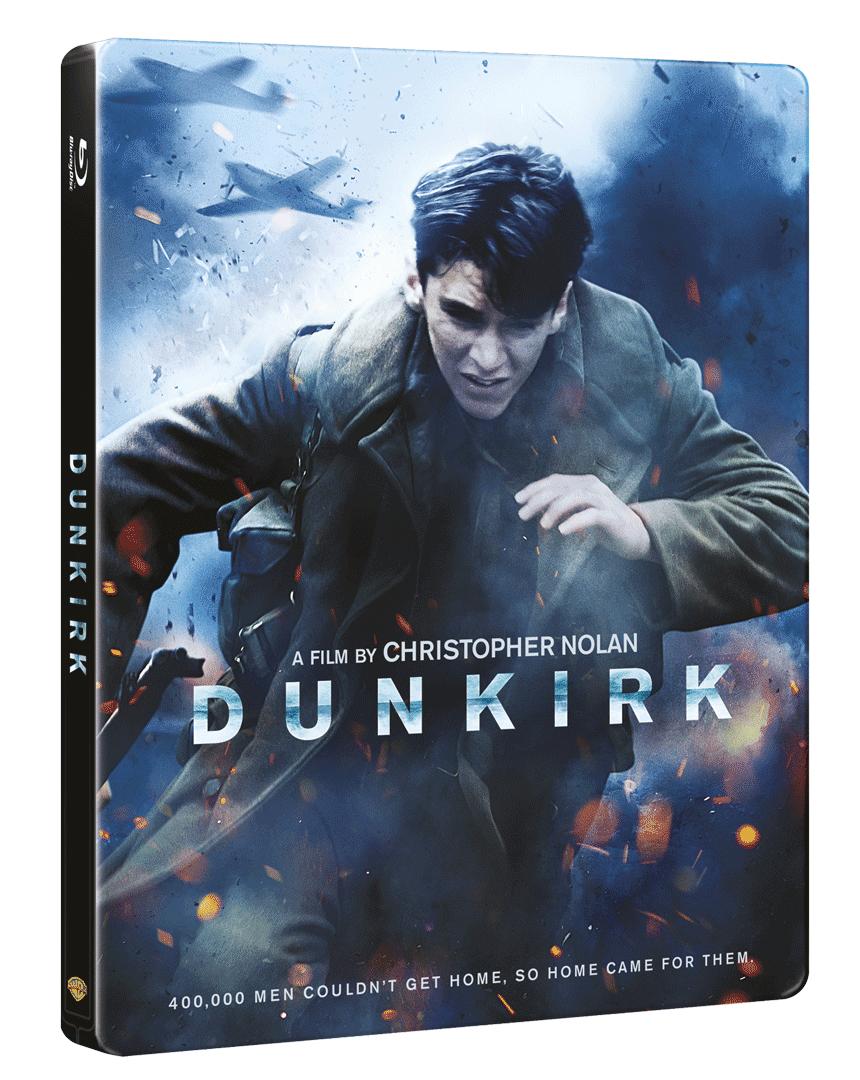 Dunkerk (2x Blu-ray, Steelbook)