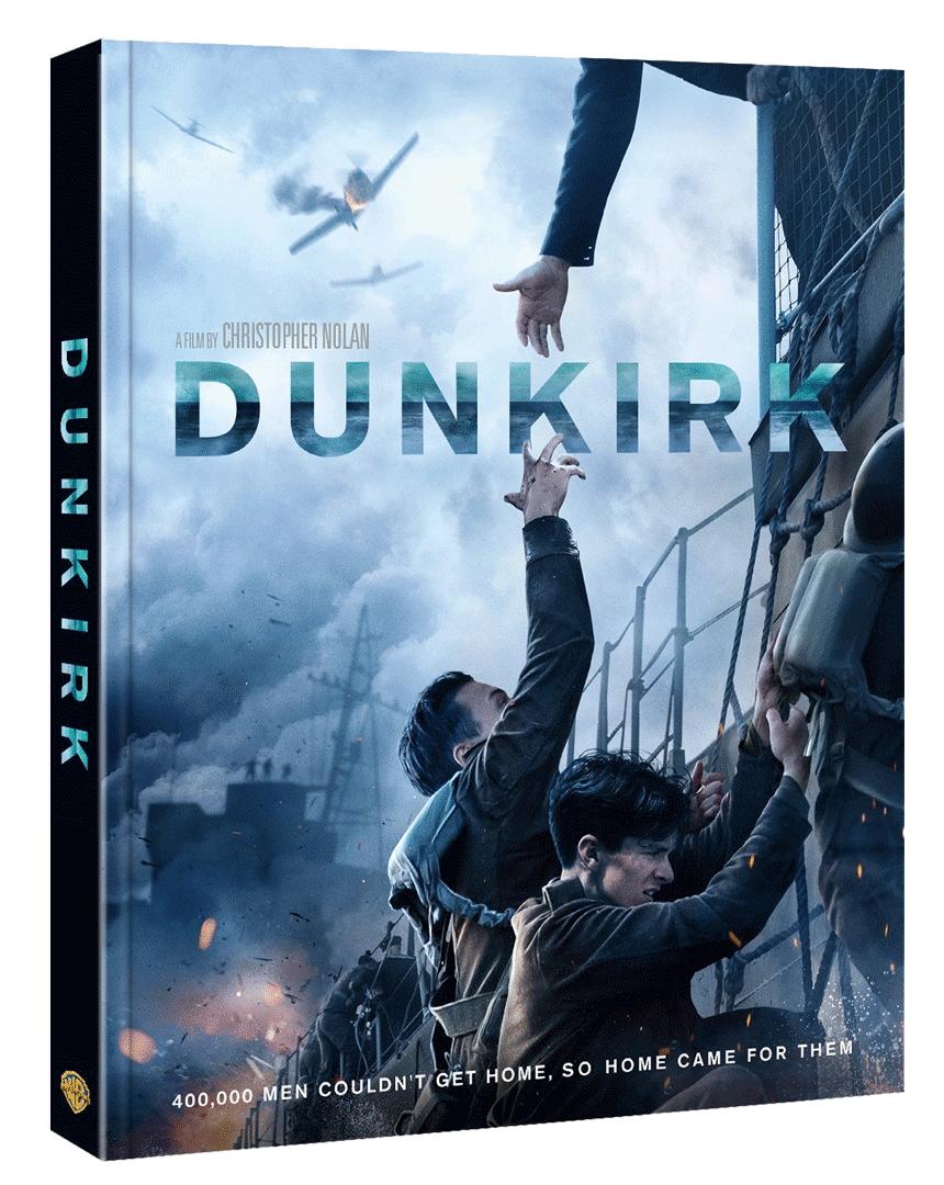 Dunkerk (2x Blu-ray, Digibook)