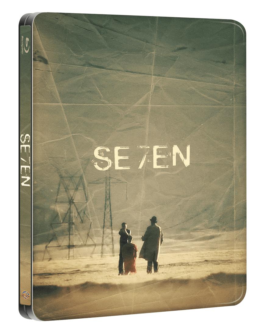 Sedm (Blu-ray, Steelbook)