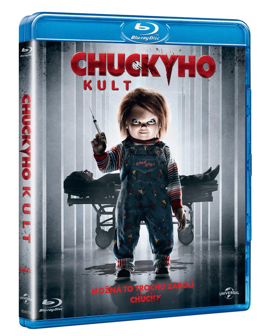 Chuckyho kult (Blu-ray)