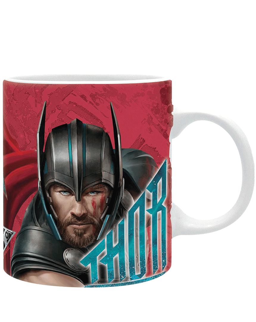 Marvel Hrnek Thor vs Hulk (320 ml)