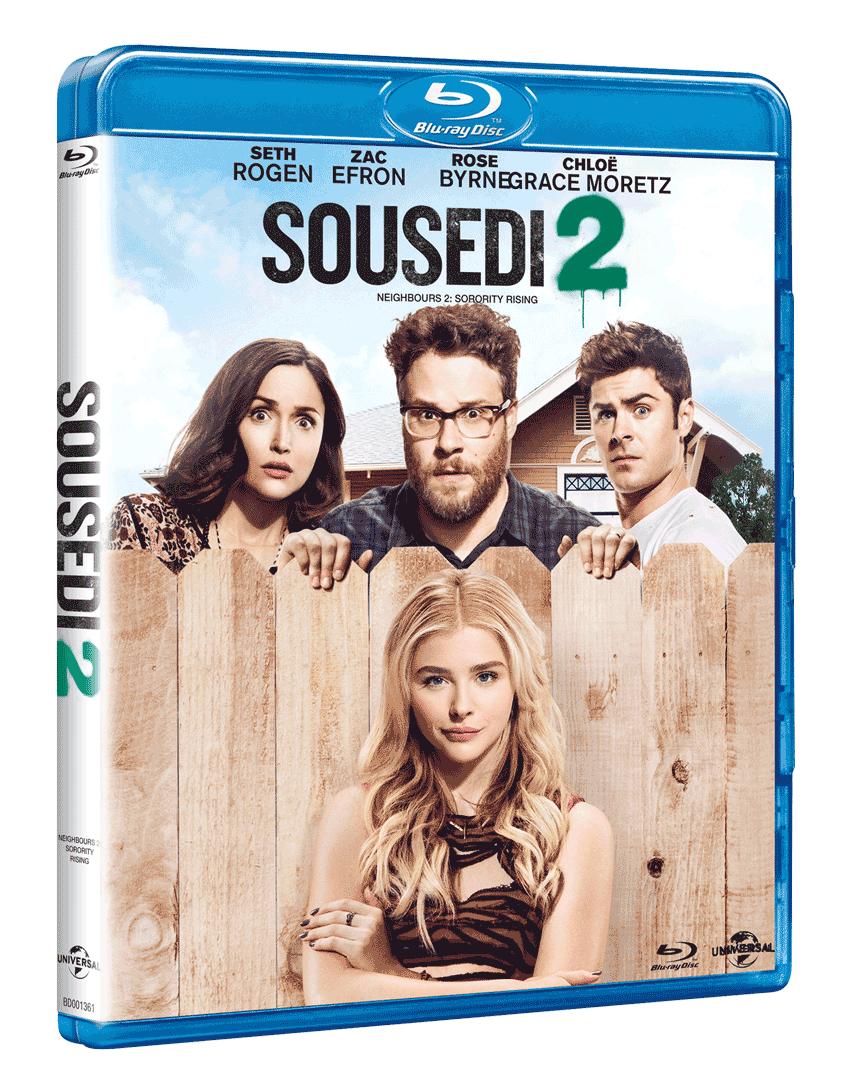 Sousedi 2 (Blu-ray)
