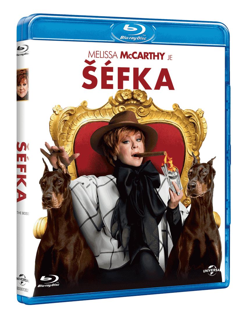 Šéfka (Blu-ray)