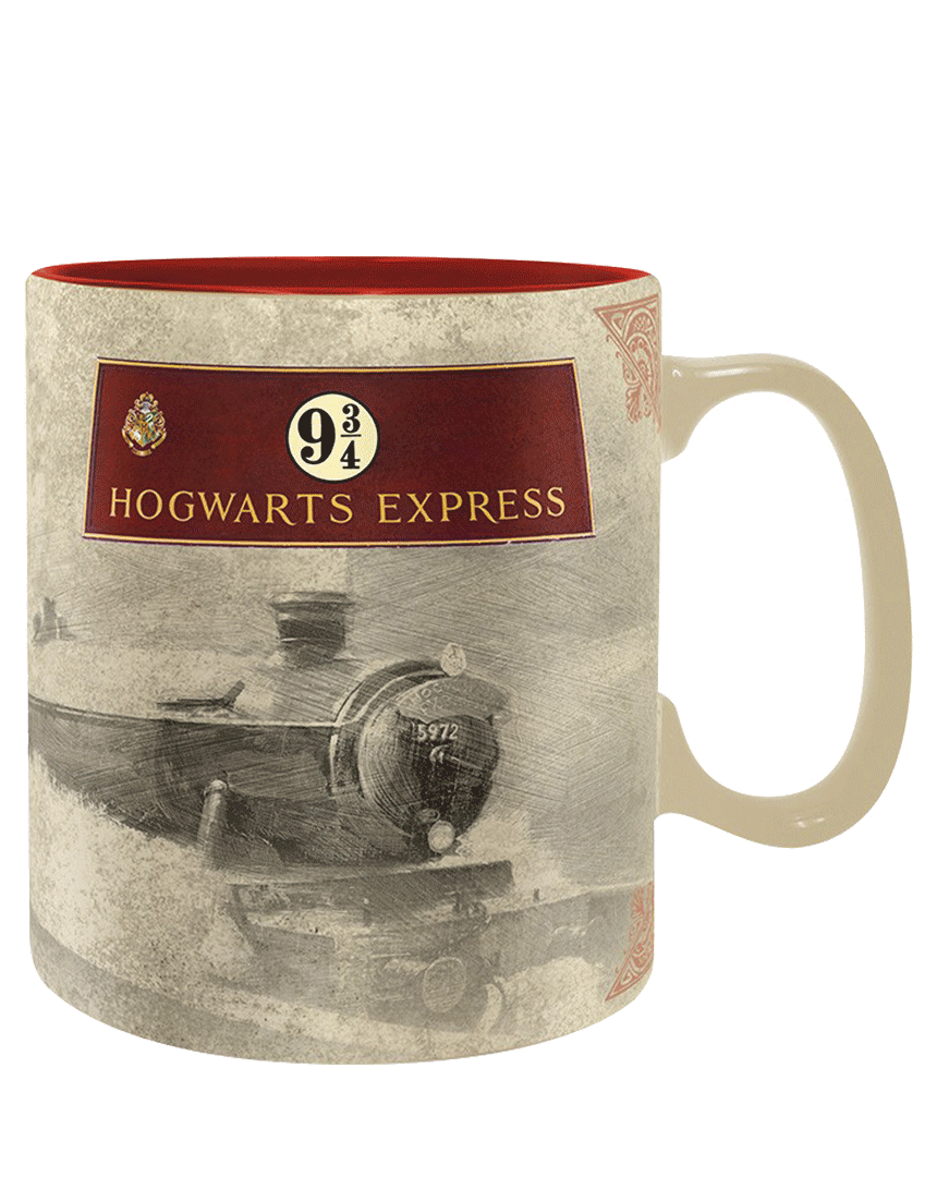 Hrnek Harry Potter: Bradavický expres (460 ml)