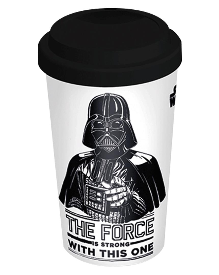 Cestovní Hrnek Star Wars: Darth Vader (340 ml)