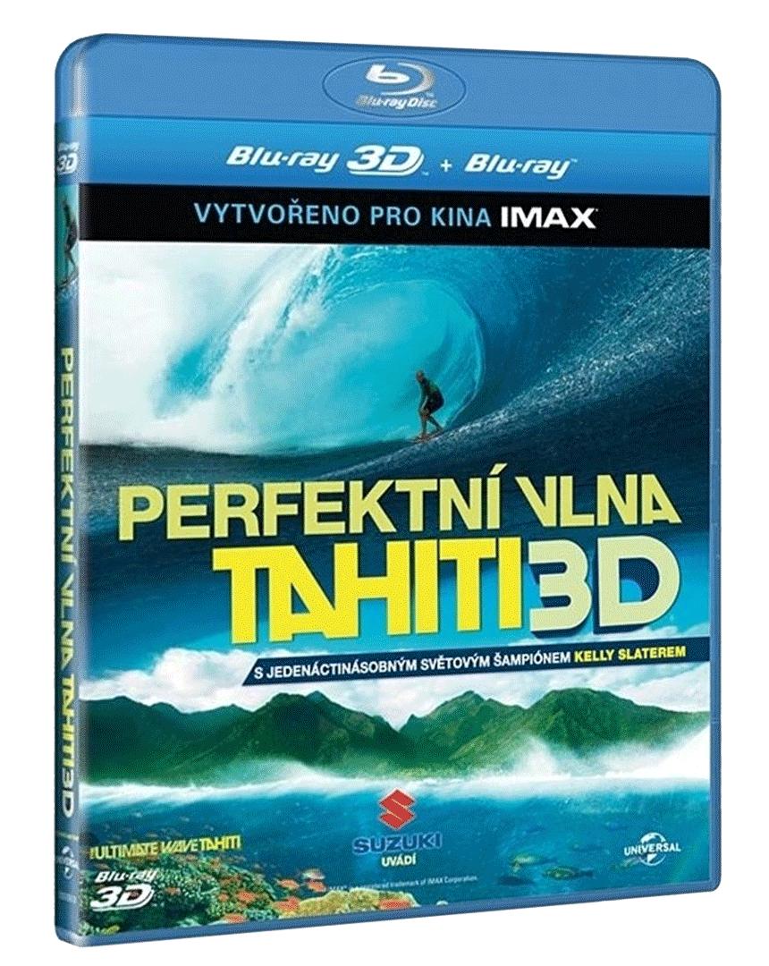 Tahiti: Perfektní vlna (Blu-ray 3D + 2D)