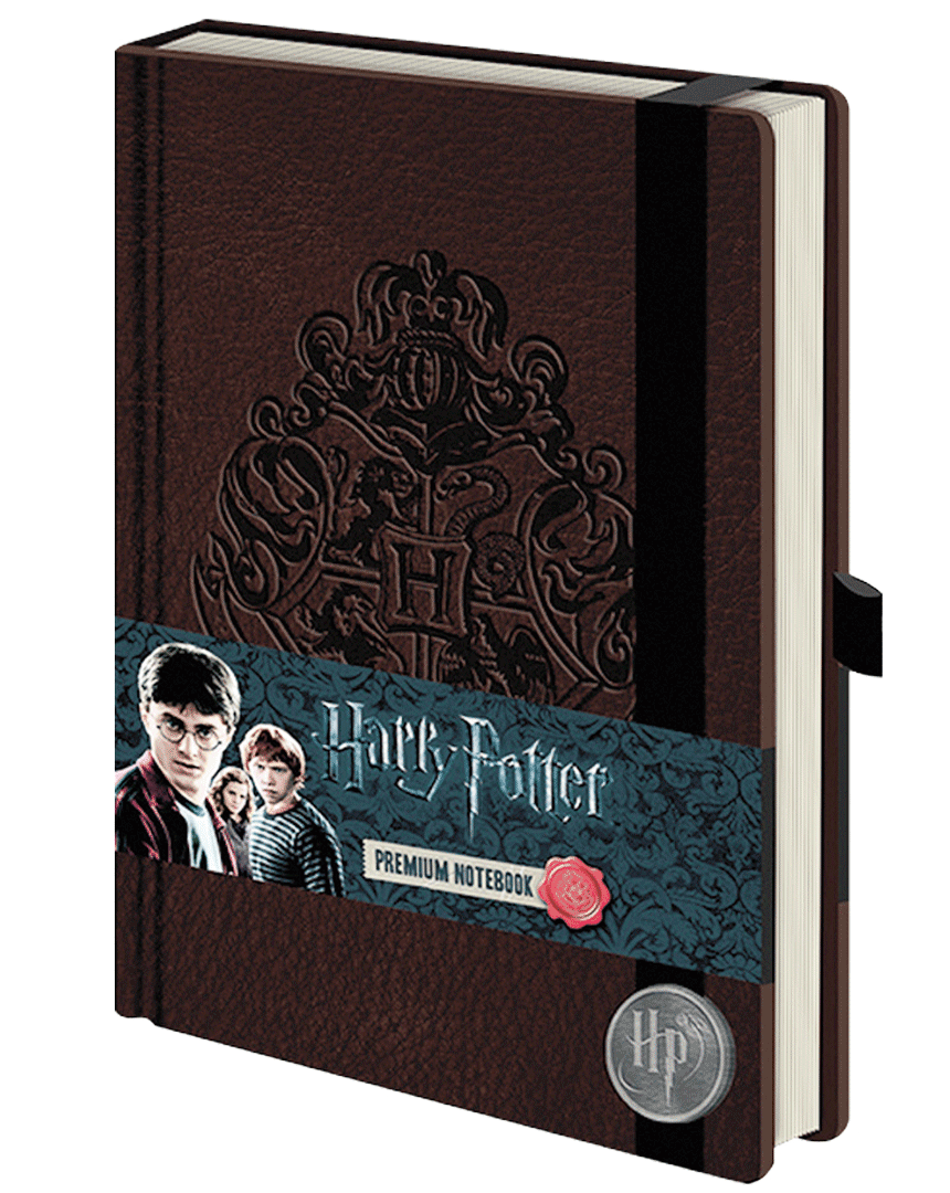 Zápisník Harry Potter: Bradavice (A5)