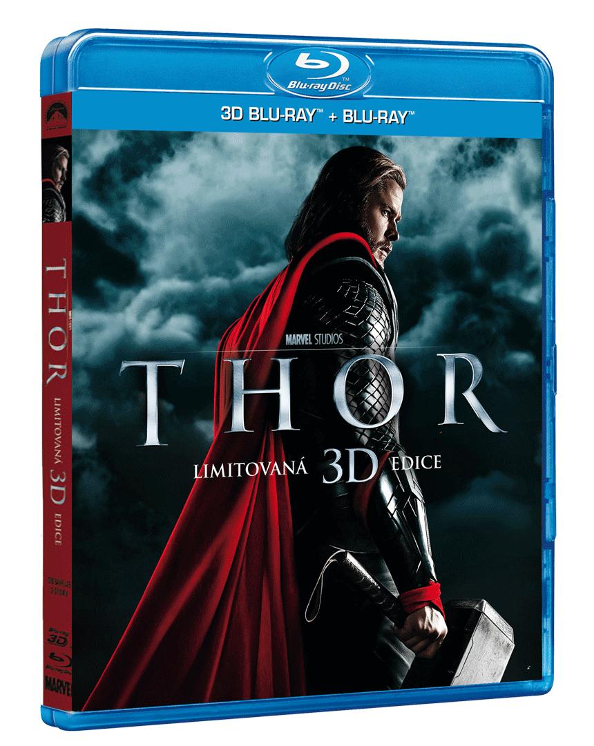 Thor (Blu-ray 3D + Blu-ray 2D)