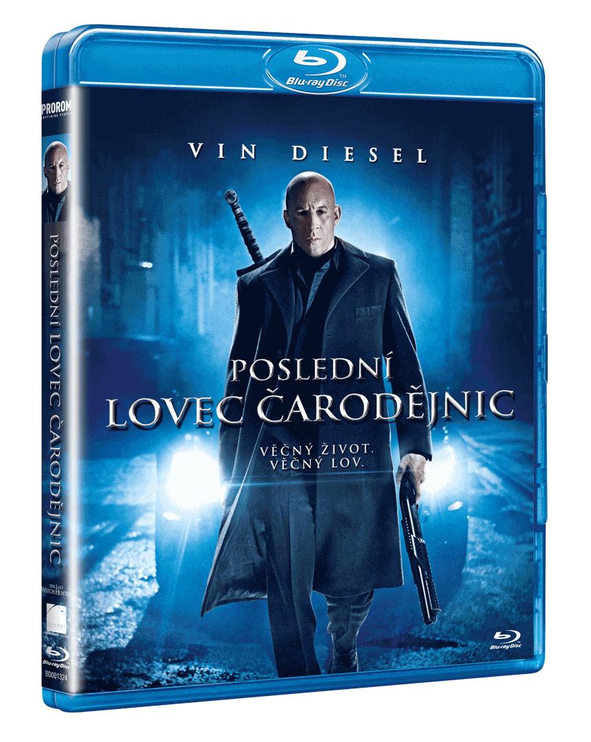 Poslední lovec čarodějnic (Blu-ray)