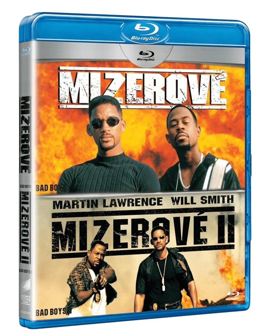 Mizerové (Blu-ray kolekce, 1. a 2. díl, 2x Blu-ray)