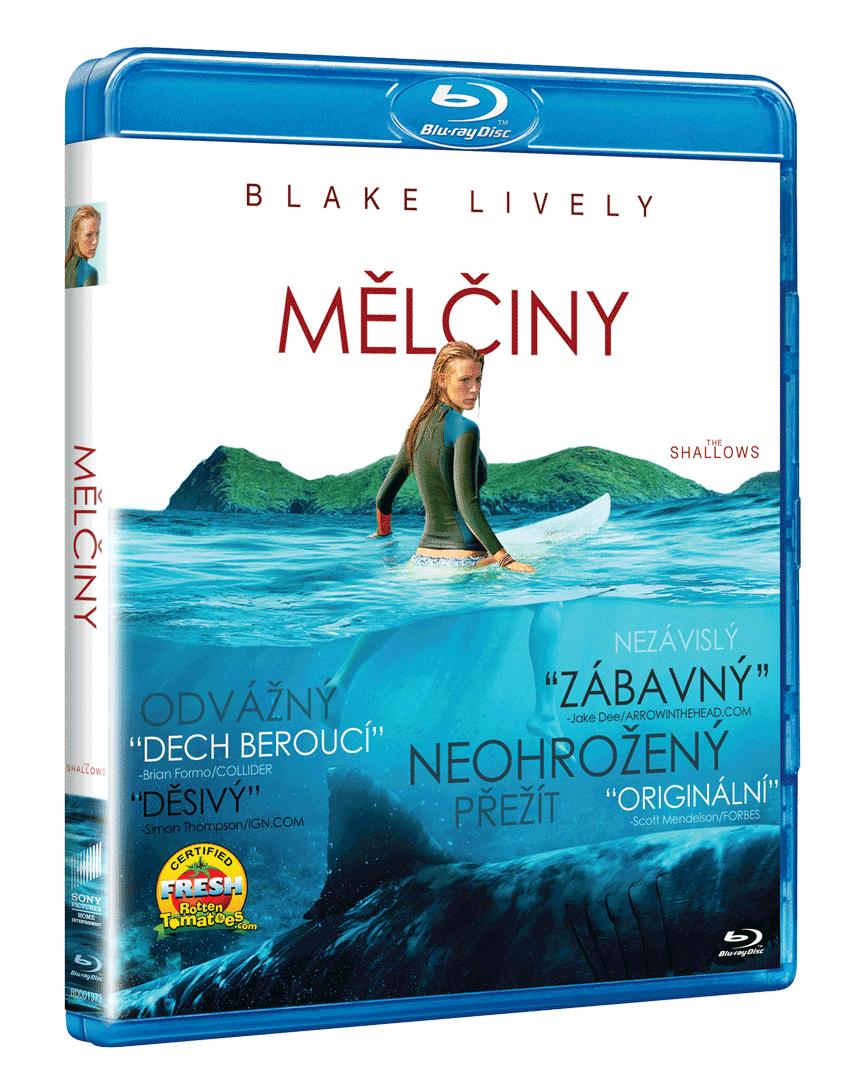Mělčiny (Blu-ray)