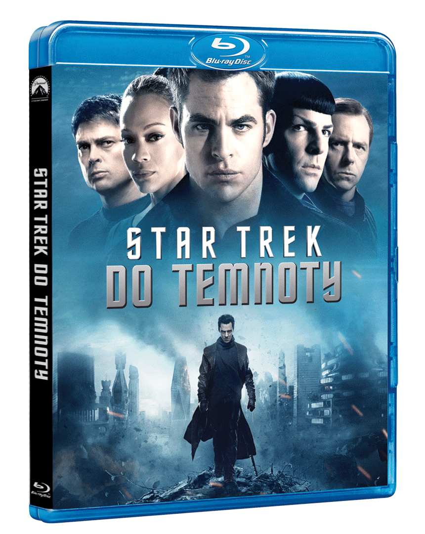 Star Trek: Do temnoty (Blu-ray)