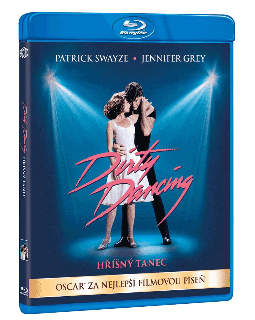 Hříšný tanec (Blu-ray)