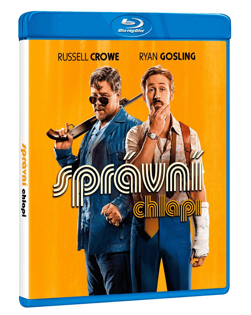 Správní chlapi (Blu-ray)