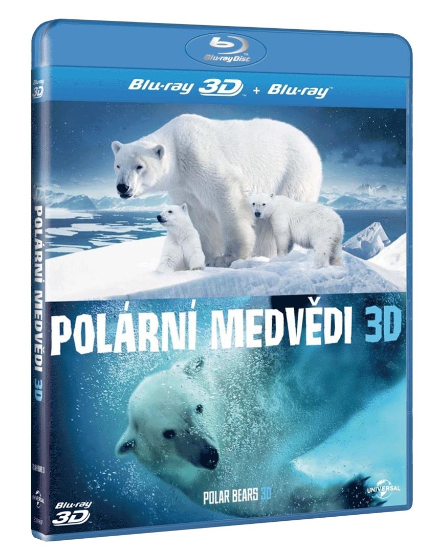 Polární medvědi 3D (Blu-ray 3D + 2D)