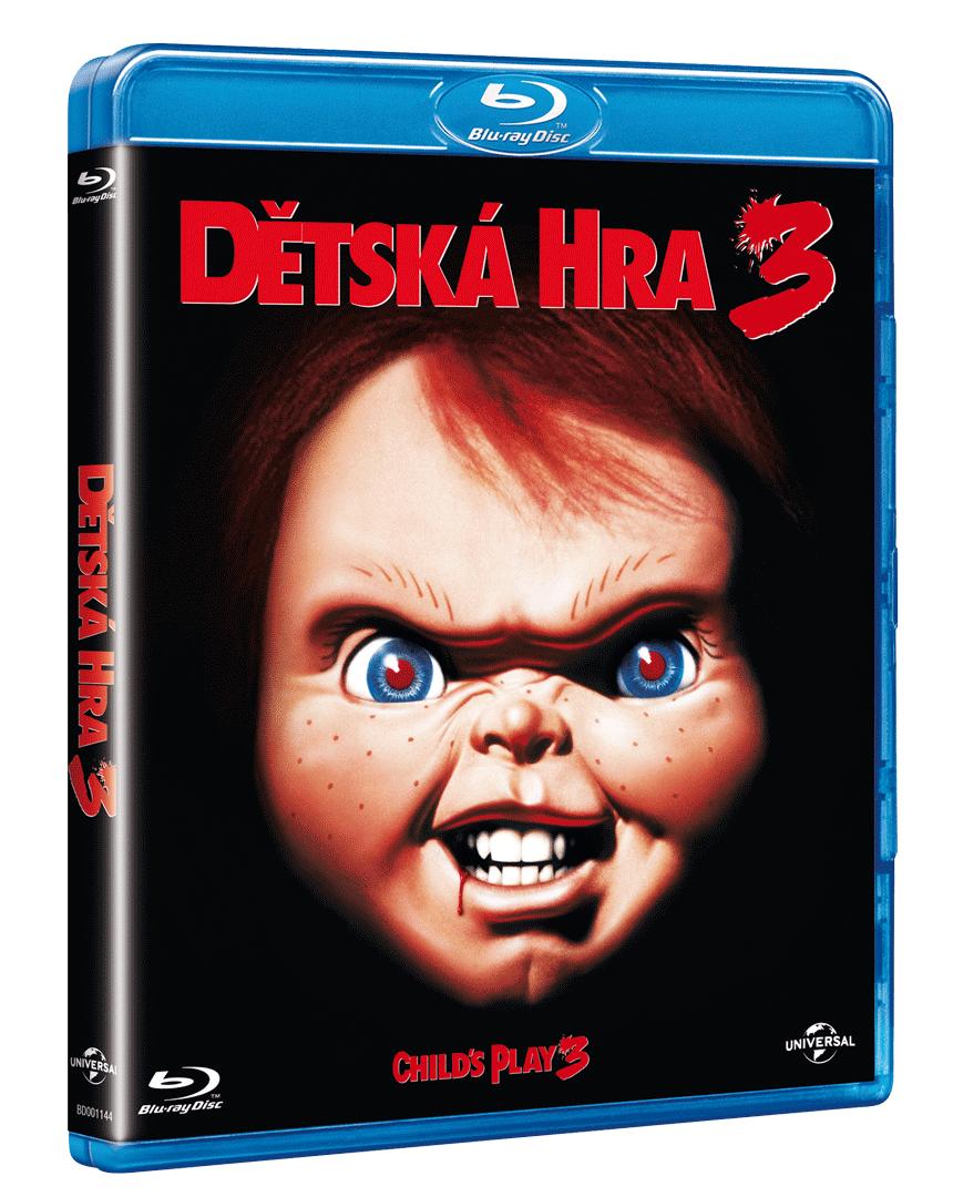 Dětská hra 3 (Blu-ray)