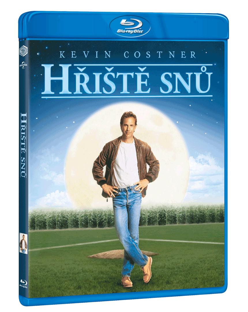 Hřiště snů (Blu-ray)