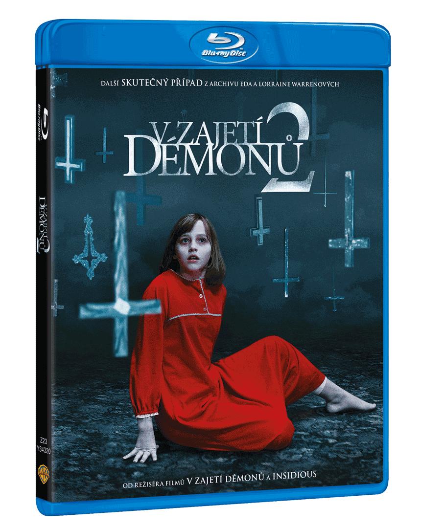 V zajetí démonů 2 (Blu-ray)